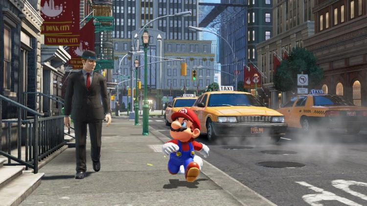 El primer análisis de Super Mario Odyssey es un 10