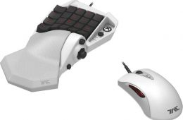 teclado y ratón oficial de Xbox One