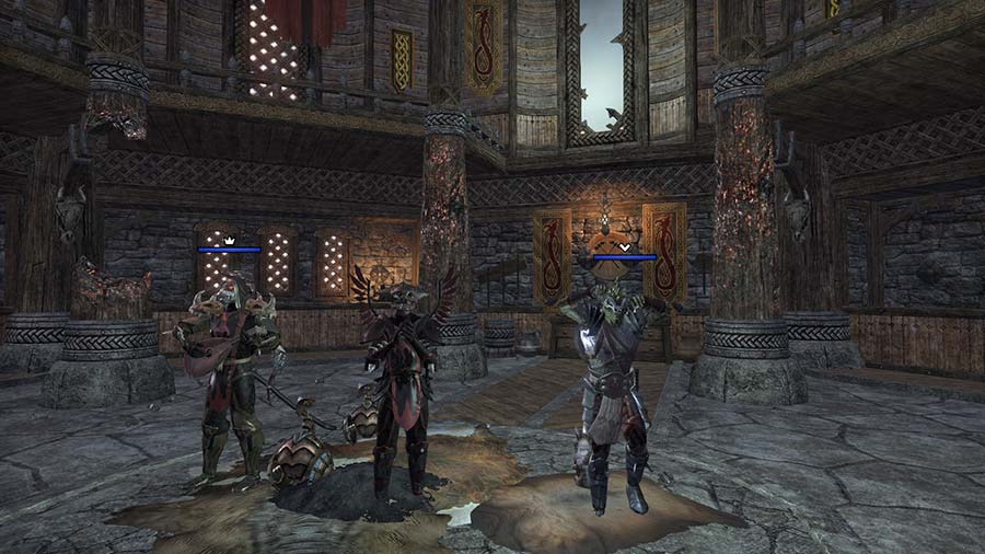 Análisis de The Elder Scrolls Online: Horns of The Reach