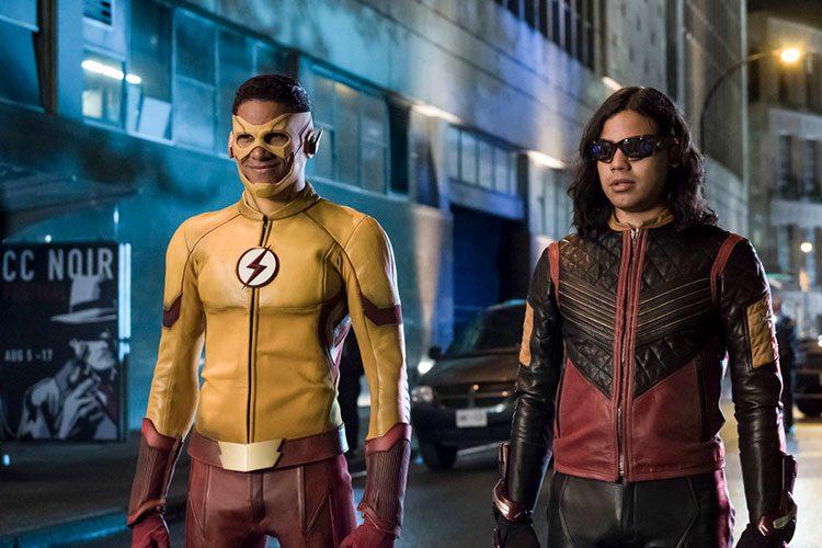Crítica de The Flash 4x01
