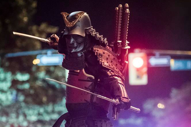 The Flash 4 tiene un samurái