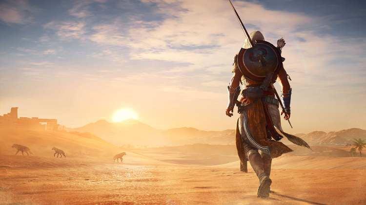 tráiler de la Hermandad de Assassin's Creed Origins