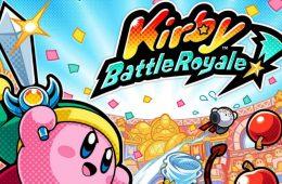 trailer de kirby battle royale