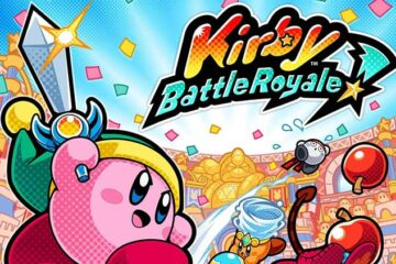 tráiler introducción de Kirby Battle Royale
