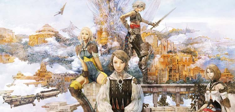 ventas de final fantasy xii: the zodiac age