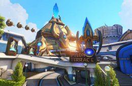 Blizzard World en el PTR de Overwatch