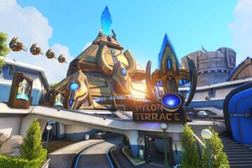 Blizzard World en el PTR de Overwatch