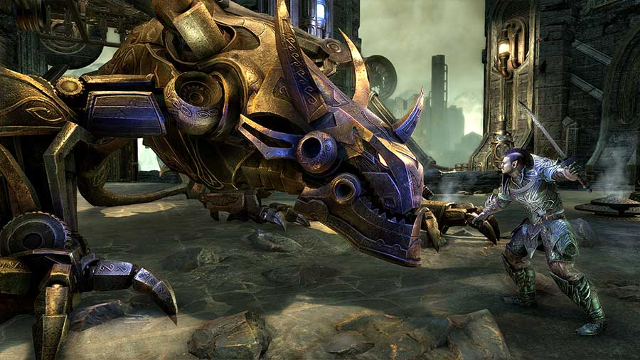 Clockwork City ya está disponible en consolas