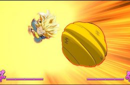 Corto pero intenso tráiler de Gotenks en Dragon Ball FIghterZ