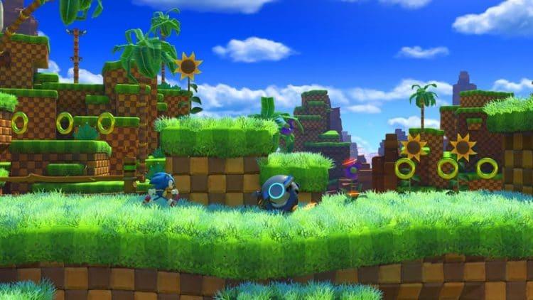 DLC de Sanic en Sonic Forces