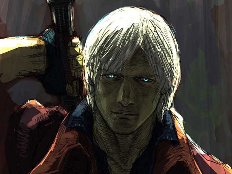 Unreal Engine 4 en Devil May Cry V
