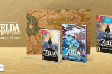 Explorer's Edition de Zelda: Breath of the Wild