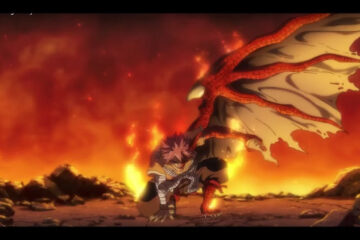 Fairy Tail: Dragon Cry podrá verse el 15 de febrero