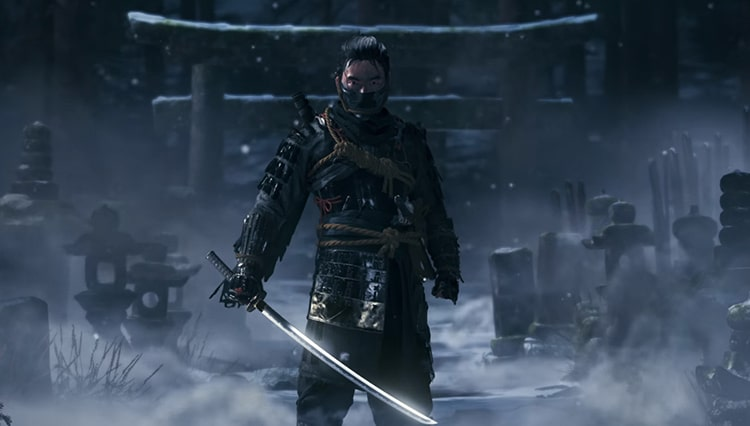 Sony confía en Sucker Punch y su Ghost of Tsushima