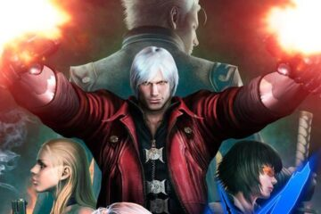 Devil May Cry V exclusivo de PlayStation 4
