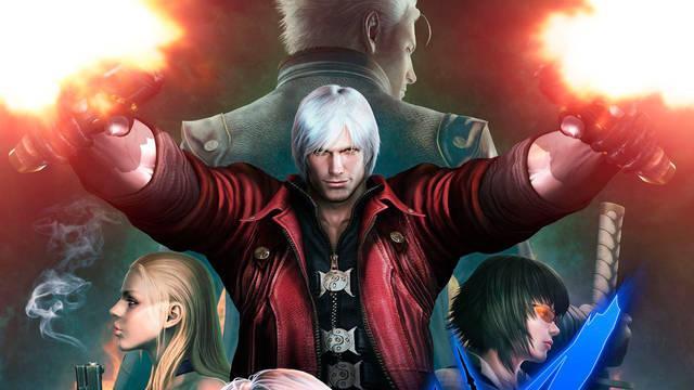 Devil May Cry V exclusivo de PlayStation 4