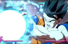 Primeras imágenes de Kid Buu, Gotenks y Son Gohan en Dragon Ball FighterZ