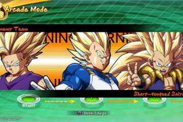 Primeros detalles del modo arcade de Dragon Ball FighterZ