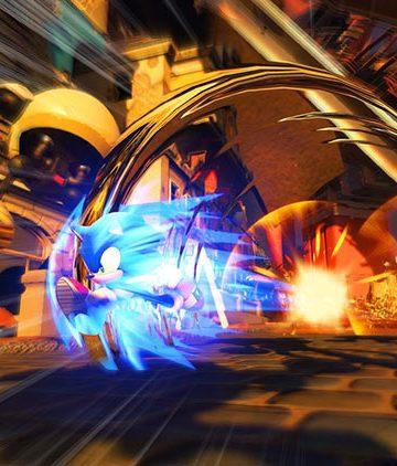 Ronda de ANÁLisis de Sonic Forces... & Knuckles