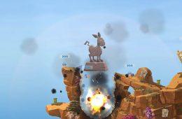 Worms W.M.D para Switch ya tiene fecha de lanzamiento