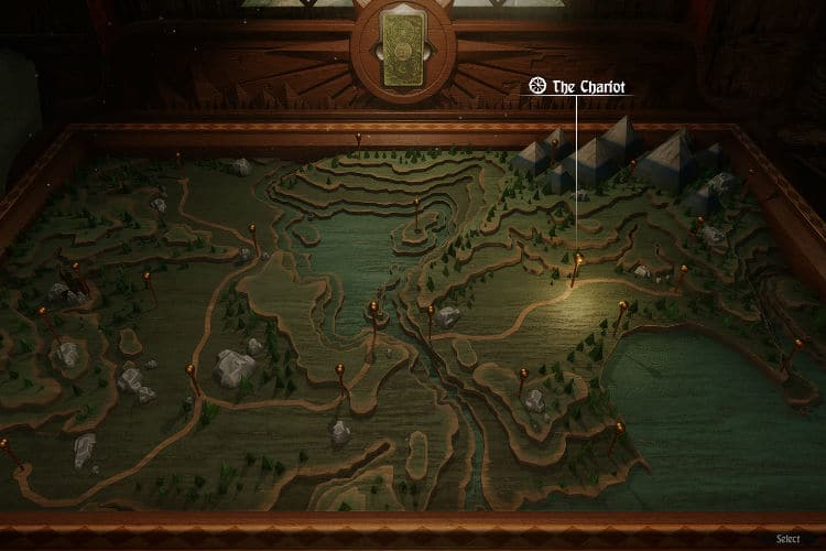 analisis de hand of fate 2 2