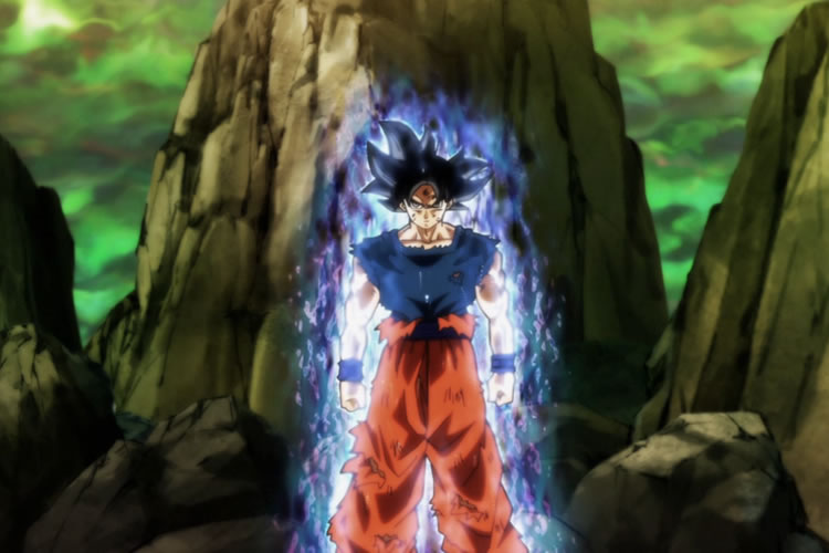 dragon ball super 115 goku ultrainstinto