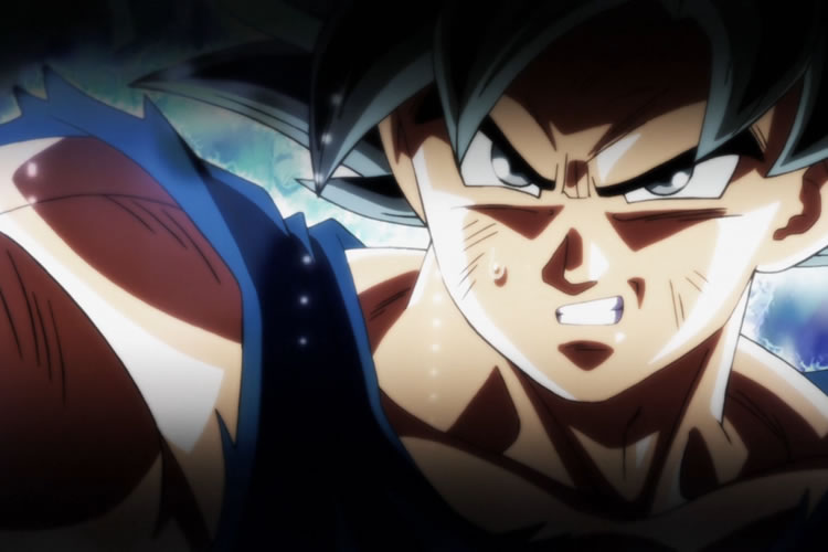 dragon ball super 116 goku ultra instinto