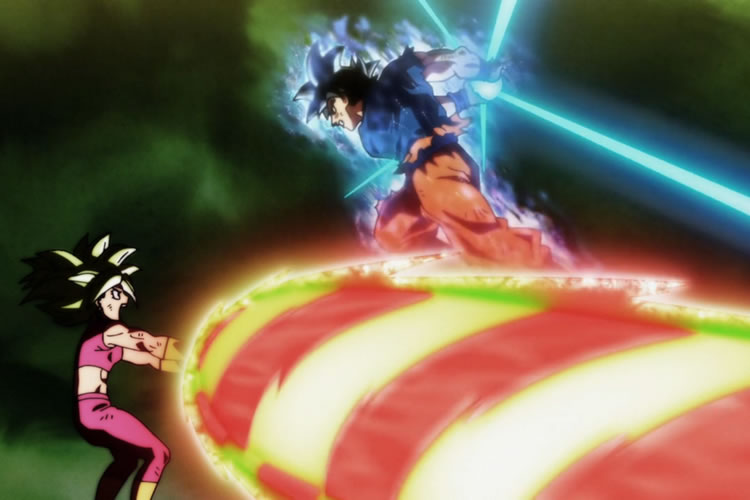 dragon ball super 116 goku vs kefla