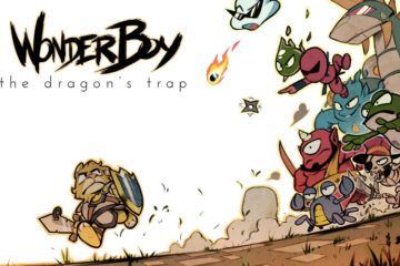 edicion fisica de wonder boy the dragons trap