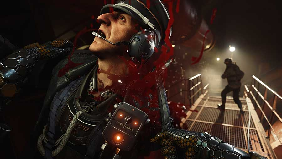 hoja de ruta de DLCs de Wolfenstein II: The New Colossus