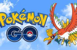 pokémon go recibe a ho-oh