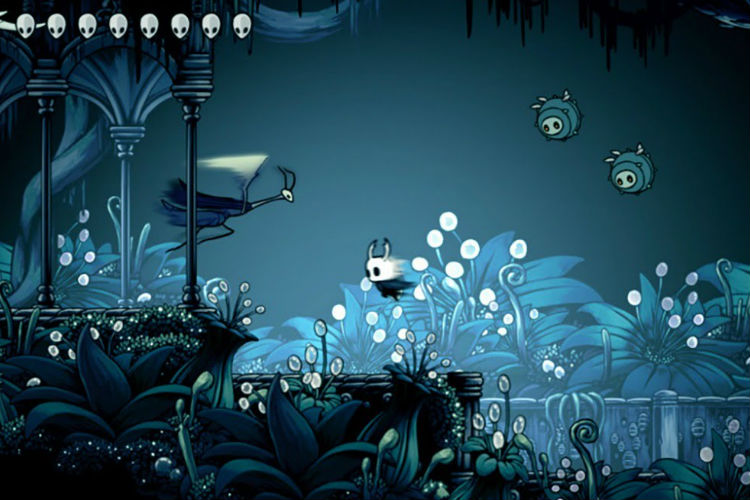 retraso de hollow knight en switch