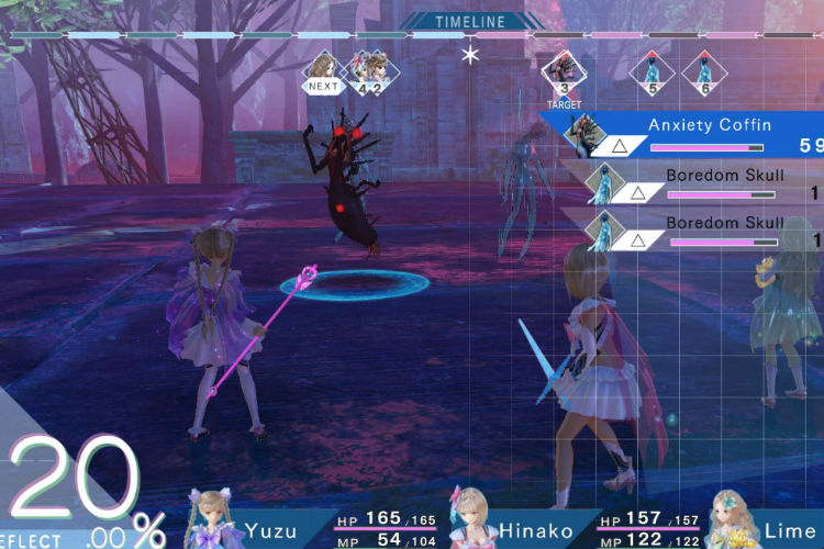 secuela de blue reflection 2