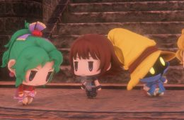 version para pc de world of final fantasy