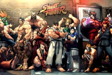 Anunciado el recopilatorio Street Fighter 30th Anniversary Collection