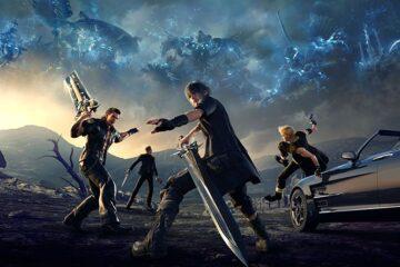 Cómo cambiar los personajes de Final Fantasy XV en combate
