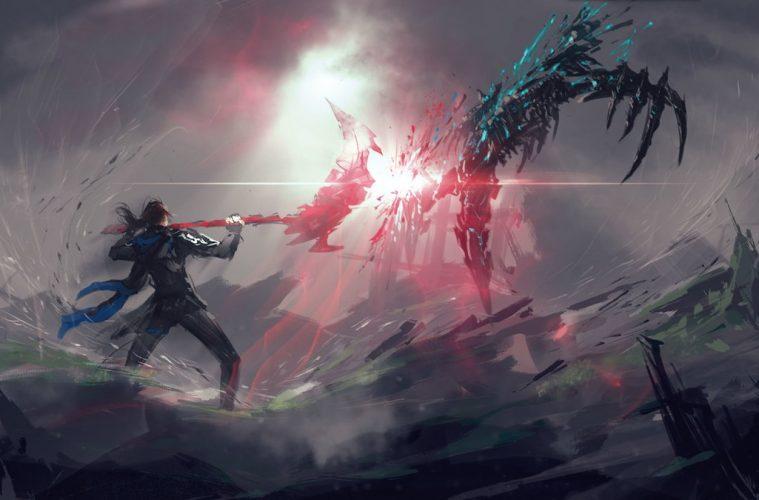 Demo y gameplay de Lost Soul Aside en la PlayStation Experience 2017