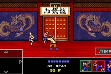 Double Dragon IV disponible para smartphones