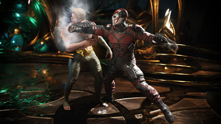Injustice 2 estará gratis en PS4 y Xbox One