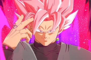 Nuevo gameplay de Dragon Ball FighterZ con Hit, Black Goku, Bills y los Dramatic Finish