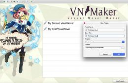 analisis de visual novel maker