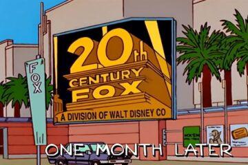 Disney compra 21st Century Fox por 52.000 millones de dolares