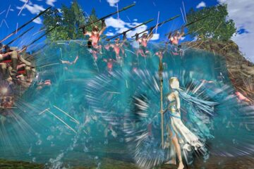 gameplay del primer DLC de Fire Emblem Warriors