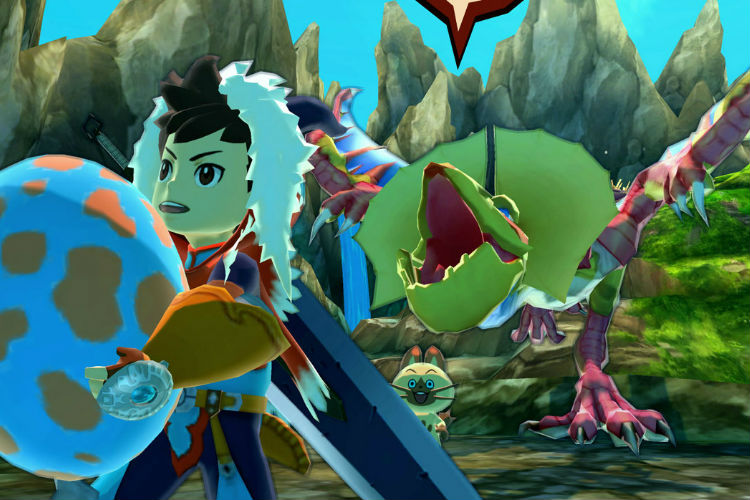 monster hunter stories para moviles 2
