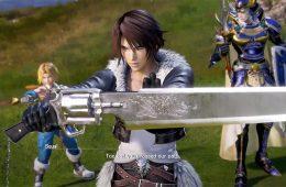 primeras impresiones de Dissidia Final Fantasy NT
