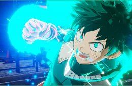 primeros detalles de My Hero Academia: One's Justice