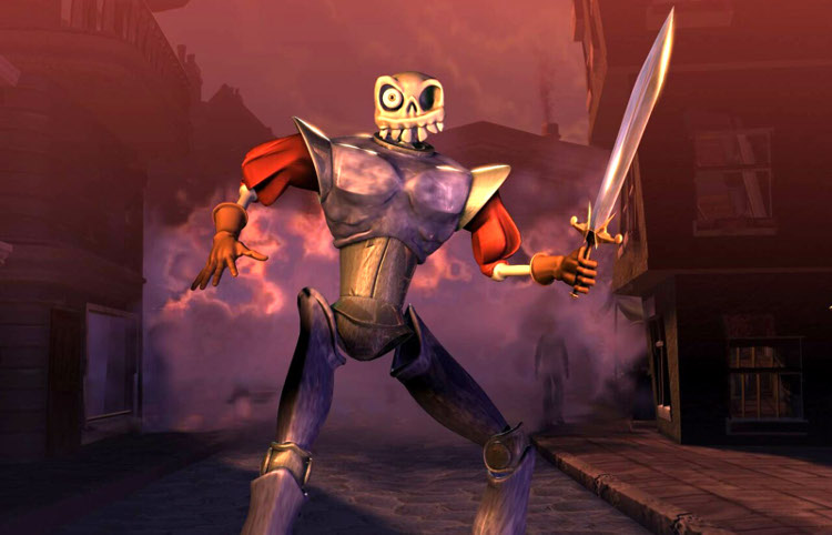 remasterización de medievil para playstation 4