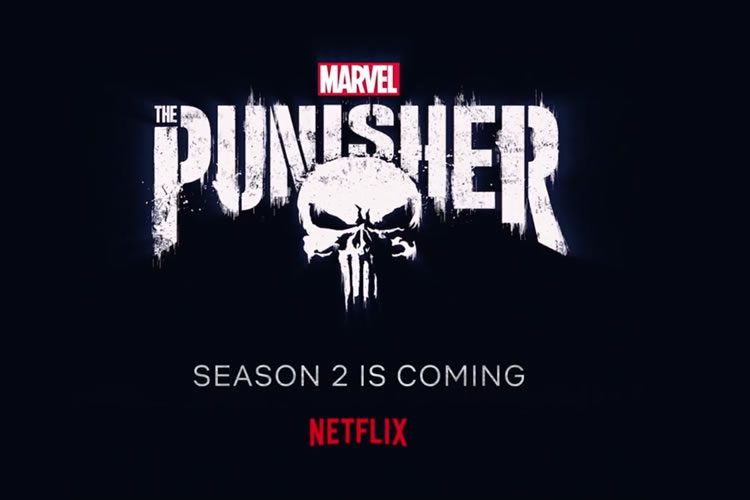 segunda temporada de the punisher