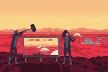 trailer de las colonias de surviving mars