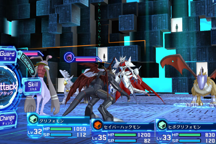 Anlisis de Digimon Story Cyber Sleuth - Hackers Memory 2
